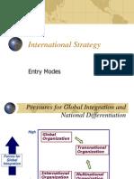 International Strategy 1