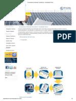 Treinamento Em Sistemas Fotovoltaicos - Modalidade Online