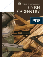 The Art of Woodworking - Finish Carpentry 1994