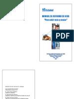 M001 - Manual de Reforma de Vida
