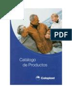 CATALOGO DE COLOPLAST