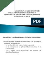 Tema 1. Administrativo 1.