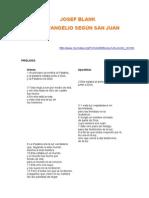 Blank, Josef - El Evangelio Segun San Juan