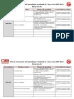 105933507 Plan de Assessment de 5 Anos Bellas Artes