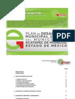 Plan de Desarrollo Municipal de Ecatepec de Morelos 2013 - 2015