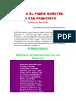 Bormida, Jeronimo - Rezando El Padre Nuestro Con San Francisco