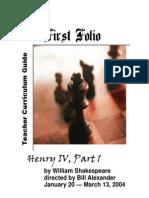Henry IV Analysis