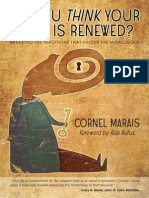 So You Think Your Mind is Renewed by Cornel Marais