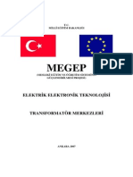 Megep_Trafo Merkezleri