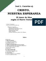 Caravias, Jose Luis - Cristo Nuestra Esperanza