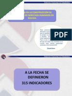 Ana Maria Duran. Derechos_Humanos. BOLIVIA