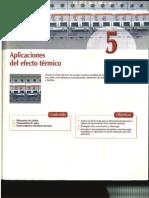 Tema 5- Aplicaciones del efecto Térmico