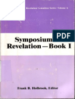 Symposium on Revelation I - Daniel & Revelation Committee Series 6