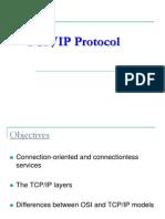 Tcpip Ref Model