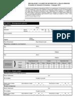 formulaire 2013