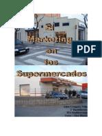 Aitor Crugeira El Marketing en Los Supermercados