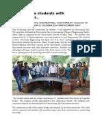 Ferrocement Day Report - GCE, Salem