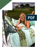 August Fields Duvet