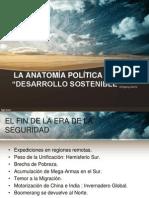 Anatomia Politica Del Desarrollo Sostenible