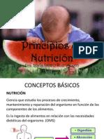 Principios de Nutrición
