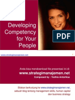 Competency-Based People Management