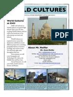 2009-2010 World Cultures Syllabus
