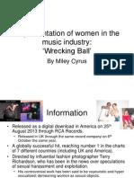 Wrecking Ball (UF)