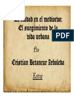 Unidad 6 Las Ciudades - Cristian Betancur
