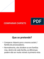 Comparar chipsets