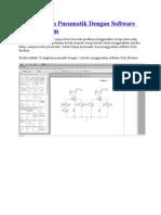 16 Rangkaian Pneumatik Dengan Software Festo Fluidsim
