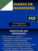 Merchandising Seminario