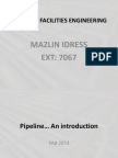 An Introduction about Pipeline