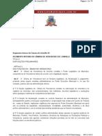 Regimento Interno Joinville