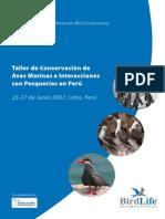 Peru Seabird Fisheries Spanish