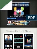 XXII Congreso Multidisciplinario  Colegio de Odontólogos de Nuevo León AC