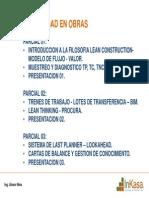 Lean Construccion - Parcial 01