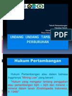 Slide UNDANG UNDANG TAMBANG DAN PERBURUHAN.pptx