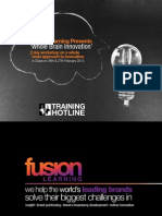 Fusion Learning Brochure