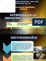 Extrusion Indust Aliment