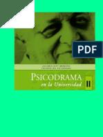 Psicodrama en La Universidad II