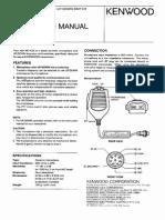 MC 43S Manual