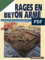 Renaud Henri - Ouvrages en béton armé