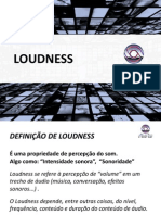 Cartilha Loudness RBS