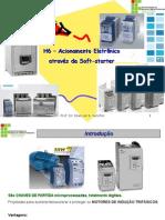 Acionamentos Eletricos Dimensionamento de Soft-Starter