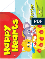 Happy Hearts Starter Student Book