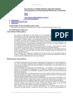 122063154 Elusion y Delito Tributario Aplicando Metodos y Procedimientos Fiscalizacion Peru Doc