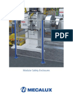 Catalogue Modular Safety Enclosures