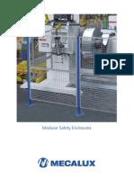 Catalogue Modular Safety Enclosures