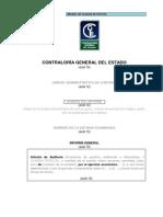 Acuerdo 026 - CG - 2012 Formatos Reglamento Elaboracion y Tramite Informes