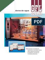 Catálogo Destiladores - Español